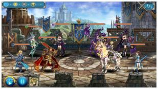 「少女とドラゴン」ゲーム内画像06